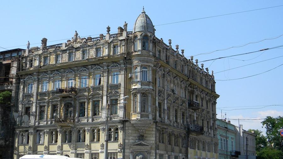 829273_original Уголки старой Одессы - путеводитель для гостей города