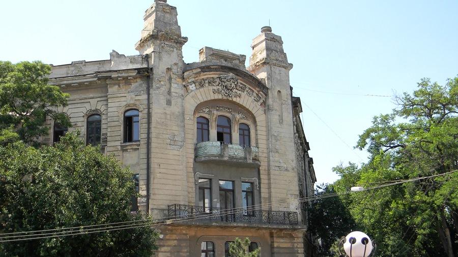 829821_original Уголки старой Одессы - путеводитель для гостей города