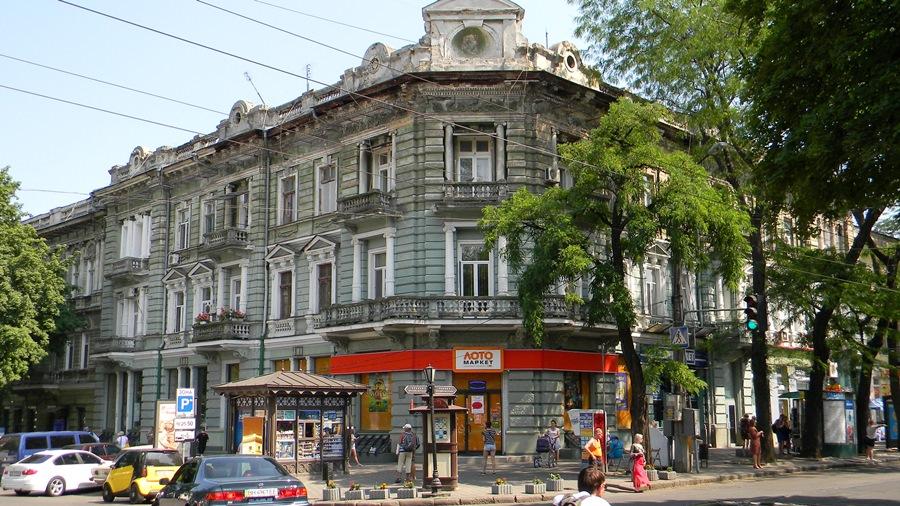 829998_original Уголки старой Одессы - путеводитель для гостей города