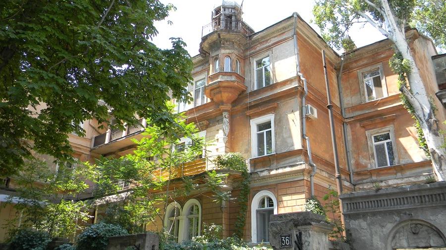 831717_original Уголки старой Одессы - путеводитель для гостей города