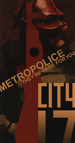 Metropolice_guard_early_poster
