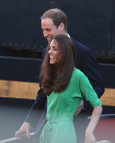 Kate-Middleton-Prince-William-let-out-laugh-July-2011