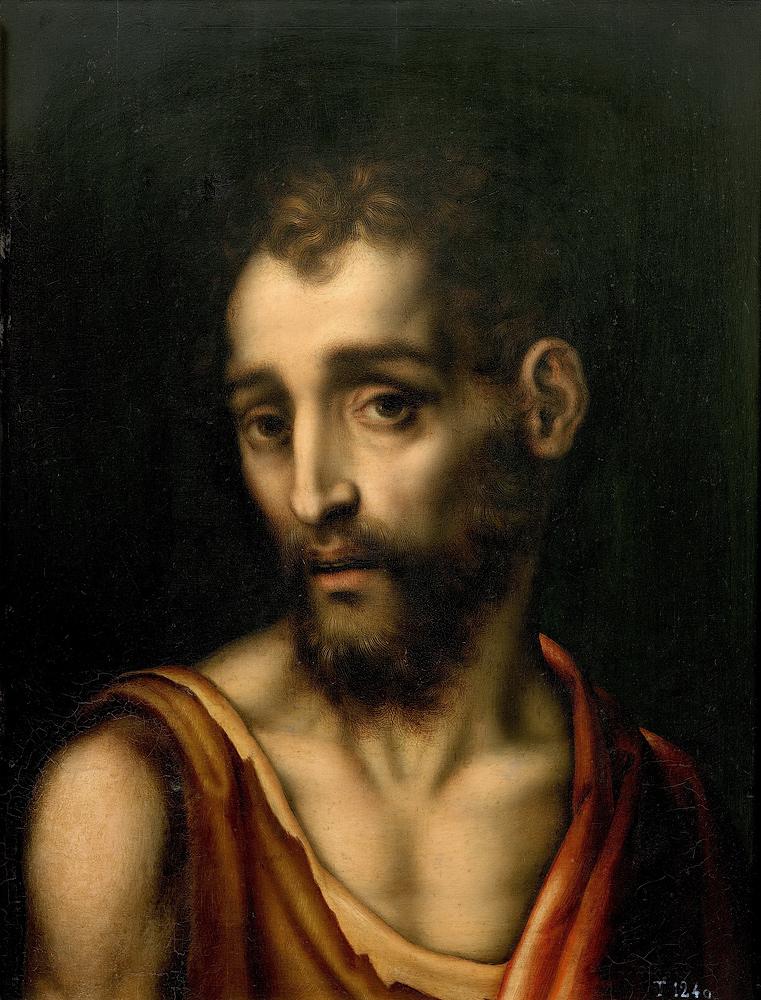 Моралес,-Луис-де-(1509-—-1586)-Иоанн-Креститель
