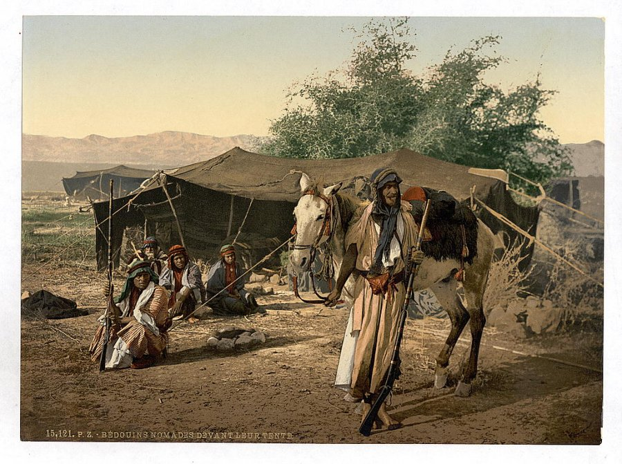 bedouins-and-their-tents