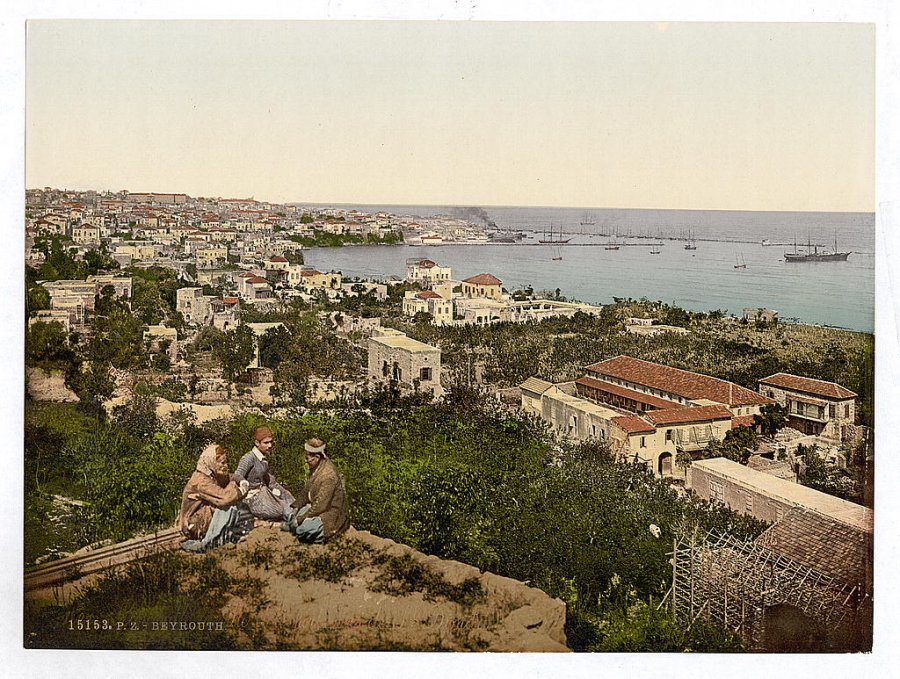beirut-was-a-large-city-even-at-the-turn-of-the-century