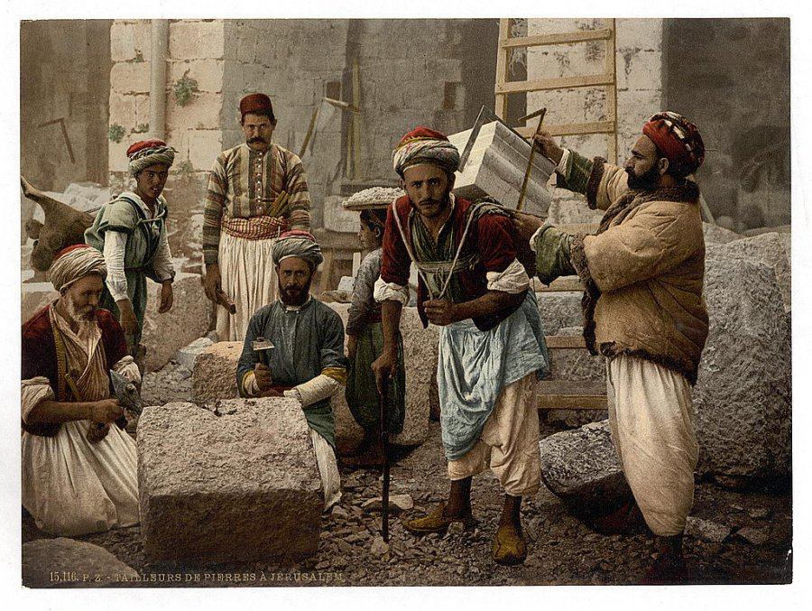 stone-cutters-in-jerusalem