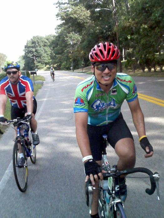 Charlie & Jeff in N. Attleboro