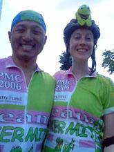 Quad Cycles' Jeff Ichikawa & Julie Tarbox