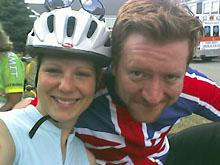 Charlie & Emily partied in Wellfleet