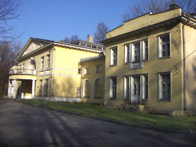 дом Банзы