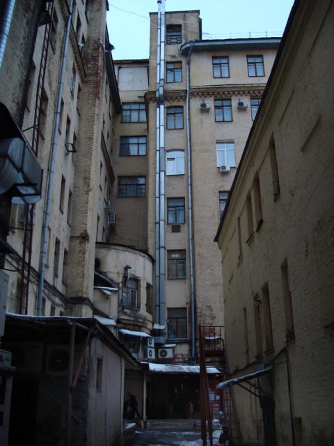 Глинищевский пер.