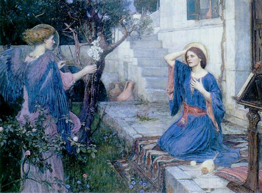 Благовещение, 1914