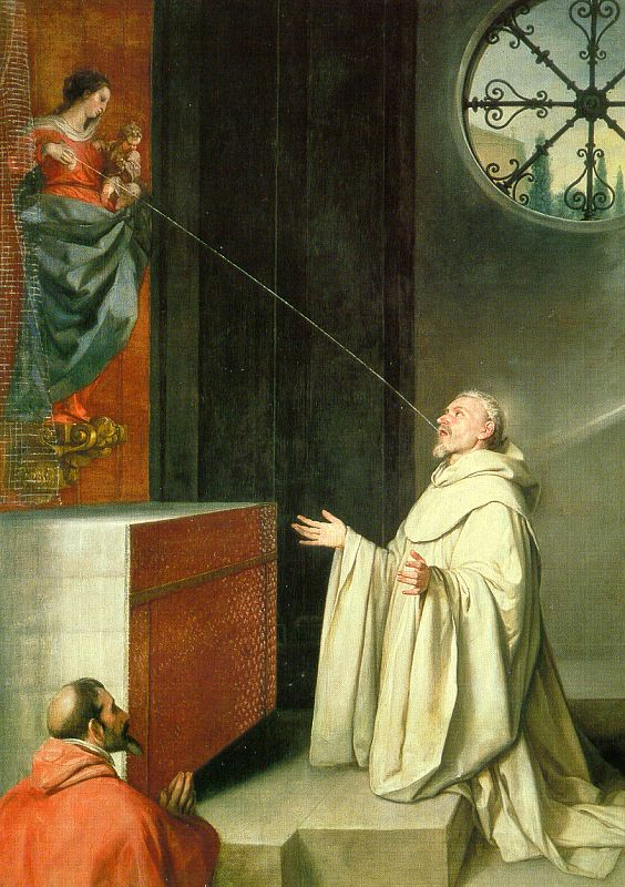 CANO_Alonso_The_Vision_Of_St_Bernard