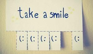 улыбок
