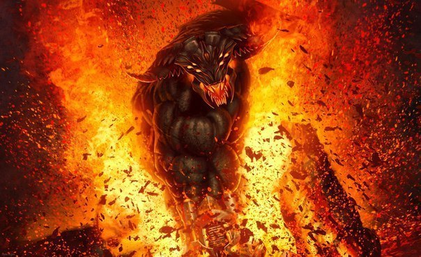 Скачать фото ада