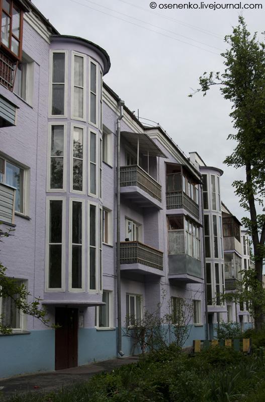 Жилой дом в Костюковке. Фото 2012 г.