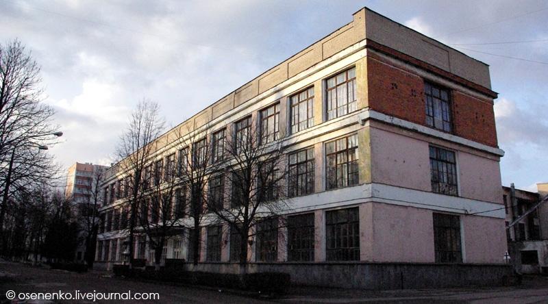Фабрика «ЗИ» в Витебске.  Фото 2012 г.