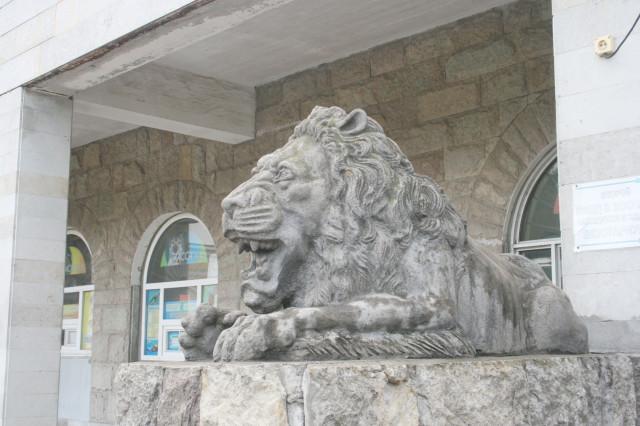 Зоопарк в Воронеже