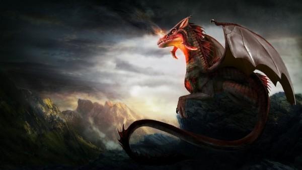 дракон 8 марта