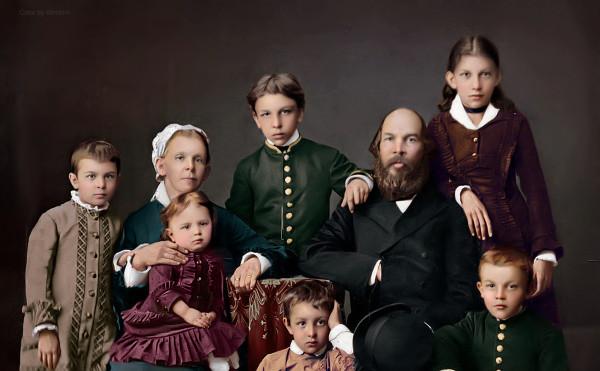 Семья Ульяновых, 1879 год, Симбирск