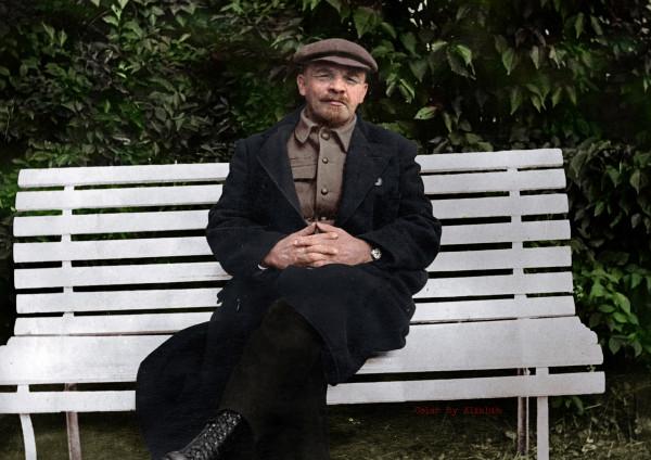 Владимир Ильич Ленин 1