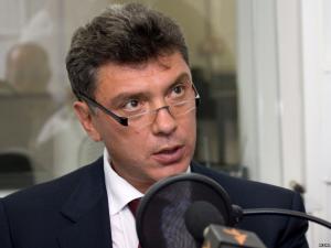 Борис Немцов на Радио Свобода