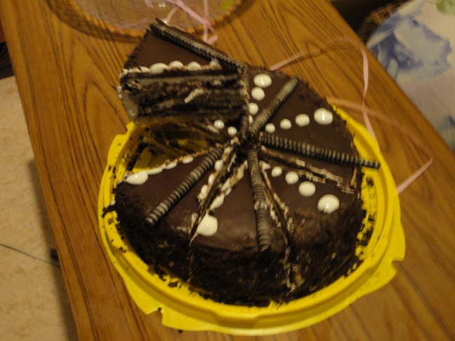 Торт для Гагарина