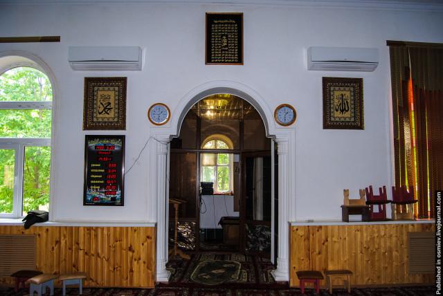 Осмиев, Ахмед Осмиев, мечеть, Ингушетия, Карабулак, osmiev.livejournal.com, osmiev, ahmed osmiev