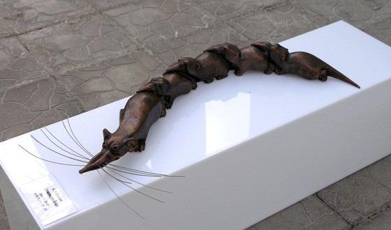 Художественный металл на 12-м «Бестиарии» в Дарвиновском музее