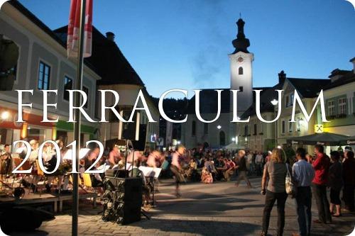 Главный кузнечный праздник Австрии: Ferraculum 2012