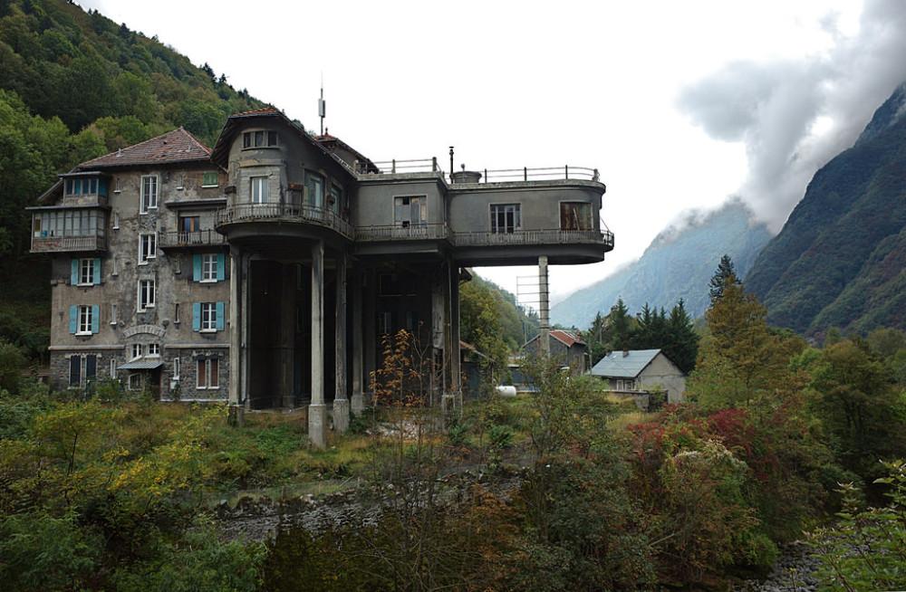 Франция. Изер. Дом Келлер.