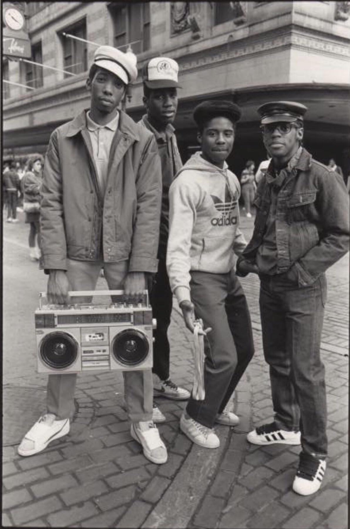 Бостон 1980