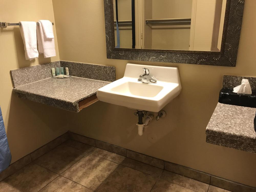 Такой вроде собрал ванную комнату.. но чот забыл