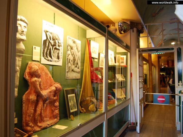 Самый старый секс музей в Мире