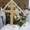Панихида на могиле старца Иосифа