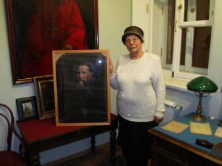 прижизненный портрет Иоанна Кронштадтского