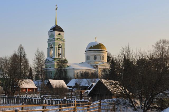 Петро-Павловский храм