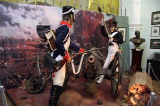 солдаты 1812 года (экспозиция)