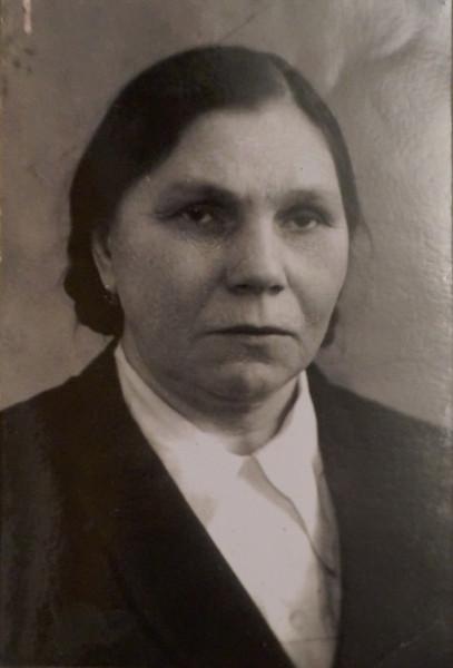 Мария Максимовна Дмитриева