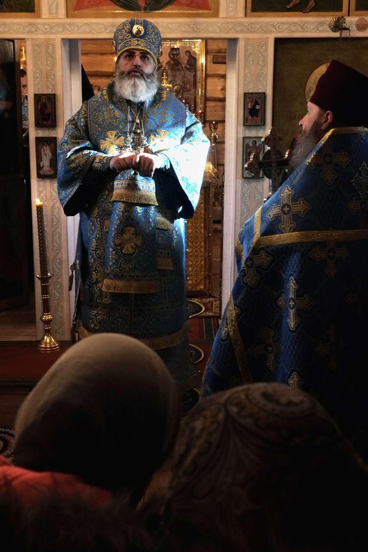 Проповедь епископа Мстислава