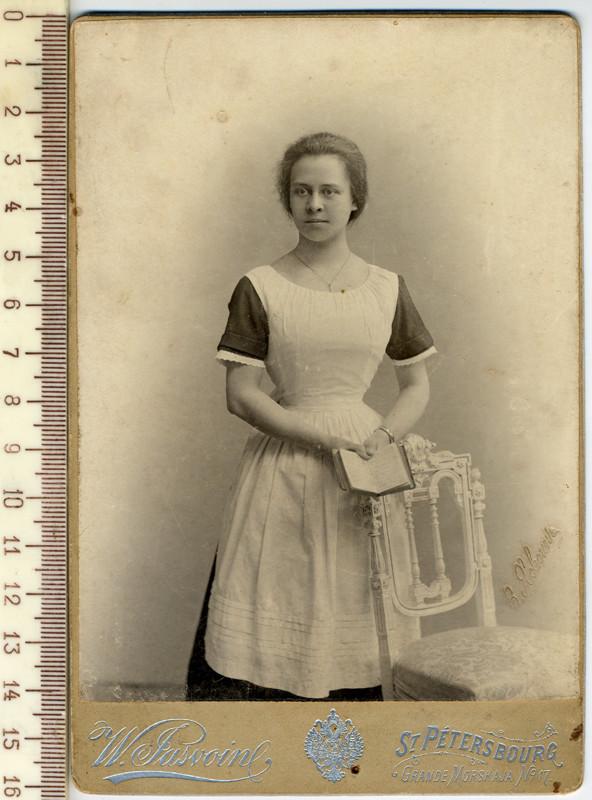 SPb-03-1 (Evgeniya ,,Genya,, Mikhailovna Cherepashkova)