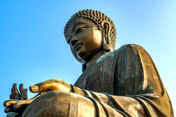 Почему у Будды большие уши