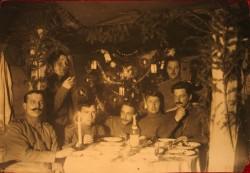 Новый 1915 год 12 Сиб. Стр. полка