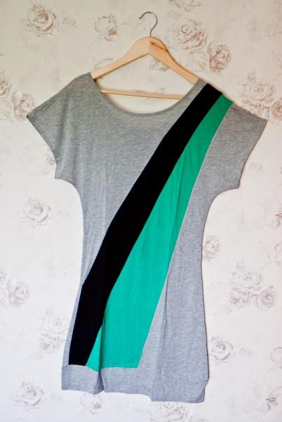№10 Летнее мини-платье-1