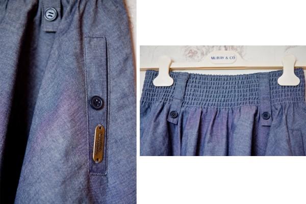 №22 Джинсовая юбка-коллаж 2