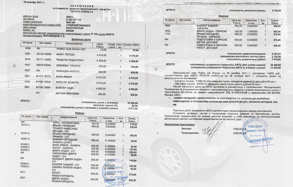 Русская Страховая Транспортная Компания РСТК