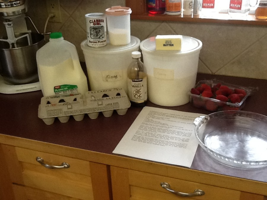Fortwursteln for 6 tablespoons butter