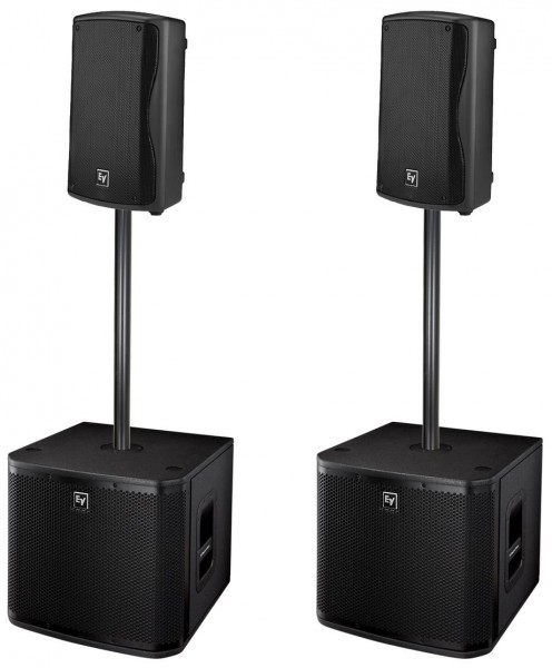electro-voice-ev-zxa-active-speaker-package-2x-zxa1-speakers-and-2x-zxa1-subs-and-poles-4048-p