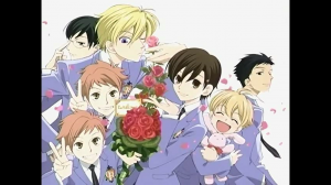 ouran host club characters