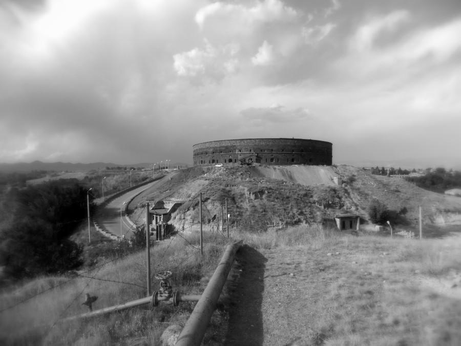 гюмри крепость (2)